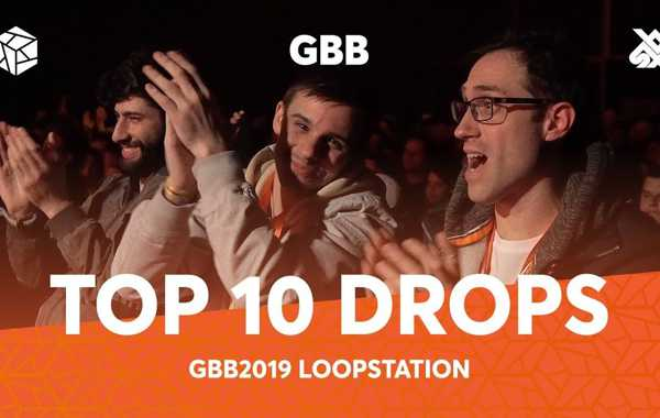 GBB19 设备组 TOP 10 DROPS!