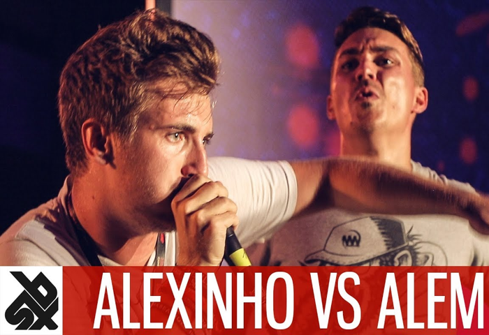 ALEXINHO vs ALEM Fantasy Battle Beatbox