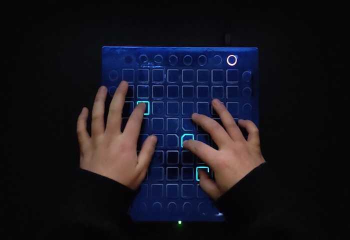 【launchpad】千与千寻 八音盒  弹奏