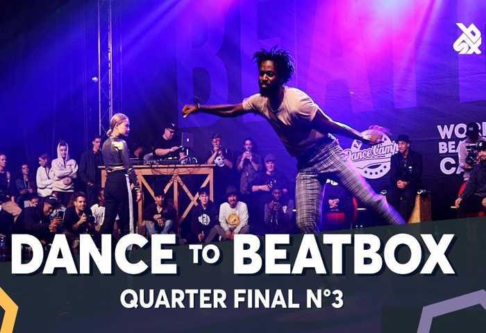 IBUKI IMATA vs HURRIKANE feat. ALEXINHO & KENNY URBAN 2018世界Beatbox夏令营 8强赛