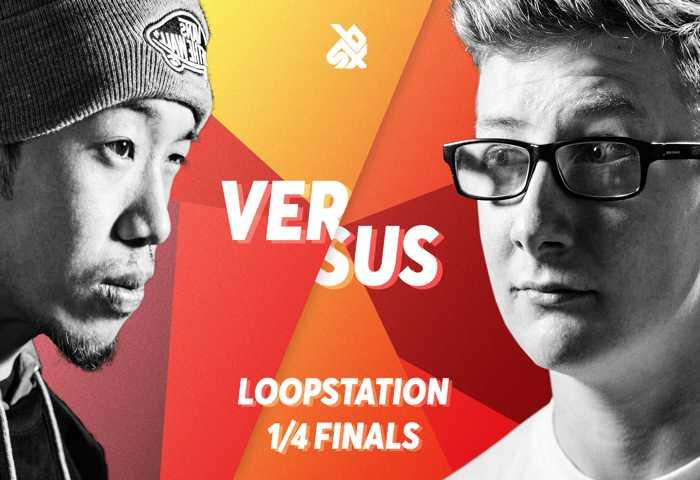 Thai_Son_VS_Balance Beatbox LOOPSTATION BATTLE 设备赛8进4