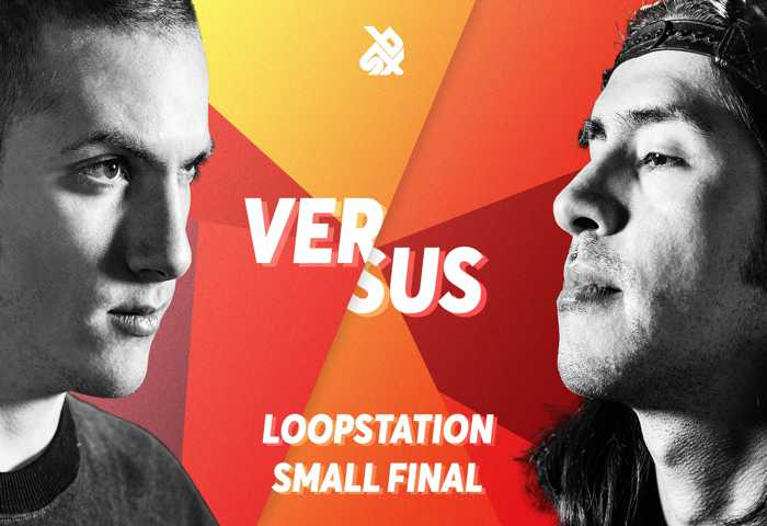 NME VS Ibarra Beatbox LOOPSTATION BATTLE 设备赛小決賽