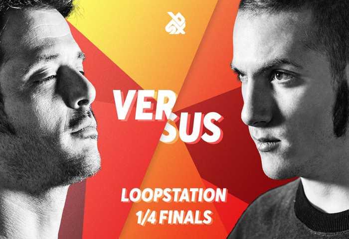 TIONEB vs NME Beatbox LOOPSTATION BATTLE 设备赛8进4