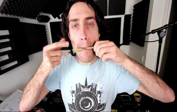 Beardyman – beatbox 设备KP3 巧舌如簧